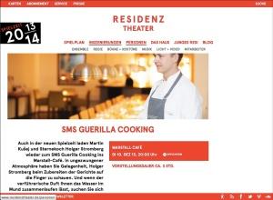 (c)http://www.residenztheater.de/inszenierung/sms-guerilla-cooking